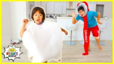 Why should we brush our teeth??? Educational Video for kids with Ryan!!!