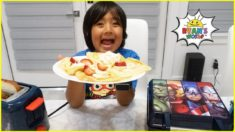 Avengers Superhero Waffle Maker DIY Challenge!!