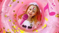 Настя – Тебя поздравит Настя – песня для детей (Official Video)