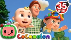 Father and Sons Song  | + More Nursery Rhymes & Kids Songs – CoCoMelon