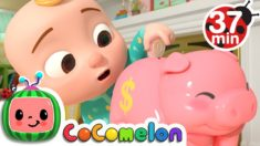 Piggy Bank Song  | + More Nursery Rhymes & Kids Songs – CoCoMelon