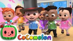 Tap Dancing Song | CoCoMelon Nursery Rhymes & Kids Songs