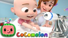 Wash Your Hands Song | CoComelon Nursery Rhymes & Kids Songs