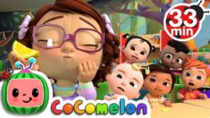 Five Senses Song + More Nursery Rhymes & Kids Songs – CoComelon