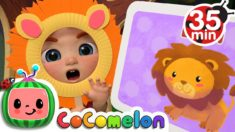 Guess the Animal Song + More Nursery Rhymes & Kids Songs – CoComelon