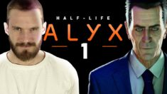 Half Life Alyx (3) is OUT & it's AMAZING!