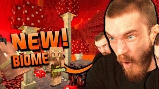 I Found A New Biome in Minecraft!