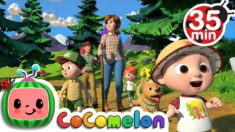 I Love the Mountains + More Nursery Rhymes & Kids Songs – CoComelon