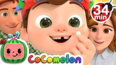Loose Tooth Song + More Nursery Rhymes & Kids Songs – CoComelon