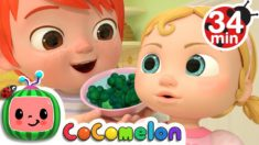 I Want to Be Like Mommy  + More Nursery Rhymes & Kids Songs – CoComelon