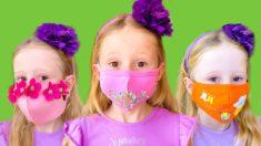 Носи свою маску – история для детей от Лайк Настя