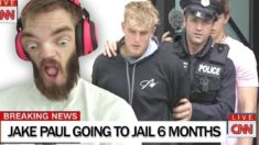 Jake Paul Goes to Prison! *epic*