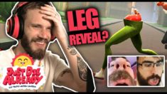LEG REVEAL! w/ Jack and Ken