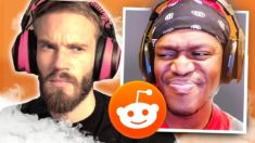 Reacting To KSI Reacting To My Reddit