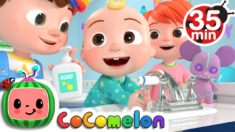 Yes Yes Stay Healthy Song + More Nursery Rhymes & Kids Songs – CoComelon