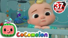 JJ Wants a New Bed + More Nursery Rhymes & Kids Songs – CoComelon