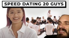Woman Dates 20 Guys And Its Uncomfortable..