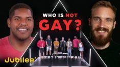 Am I Straight?