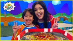 Ryan's Mystery Playdate with Karina Garcia on Brand New Episodes on Nickelodeon!