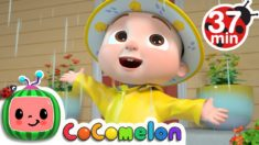Yes Yes Dress For The Rain  + More Nursery Rhymes & Kids Songs – CoComelon