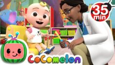 Doctor Check Up Song  + More Nursery Rhymes & Kids Songs – CoComelon