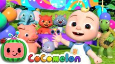 Freeze Dance Song | CoComelon Nursery Rhymes & Kids Songs