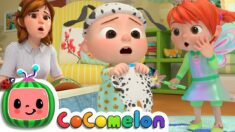 Halloween Costume Song | CoComelon Nursery Rhymes & Kids Songs