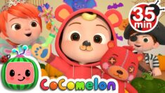 Halloween Costumes For Kids + More Nursery Rhymes & Kids Songs – CoComelon