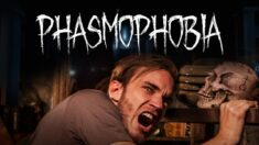 Phasmophobia VR LIVE  w/@jacksepticeye