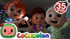 Shadow Puppets  + More Nursery Rhymes & Kids Songs – CoComelon