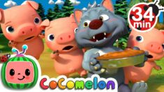 This Little Piggy + More Nursery Rhymes & Kids Songs – CoComelon