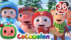 Christmas Songs For Kids + More Nursery Rhymes & Kids Songs – CoComelon