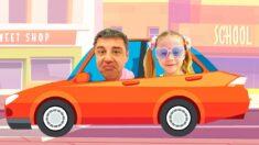Nastya and New Episodes about Kids Behavior