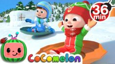 Hide & Seek Jingle Bells + More Nursery Rhymes & Kids Songs – CoComelon