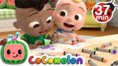 Playdate with Cody  + More Nursery Rhymes & Kids Songs – CoComelon