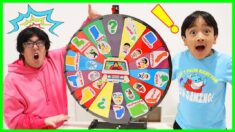Spin the Mystery Wheel Challenge about USA states!!