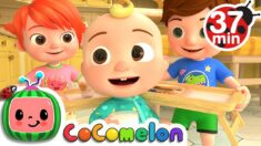 Thank You Song + More Nursery Rhymes & Kids Songs – CoComelon