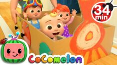 Train Song + More Nursery Rhymes & Kids Songs – CoComelon