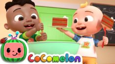 Cody's Father And Son Day | CoComelon Nursery Rhymes & Kids Songs