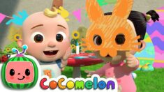 Easter Masks Song | CoComelon Nursery Rhymes & Kids Songs