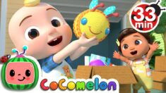 Garage Sale Song + More Nursery Rhymes & Kids Songs – CoComelon