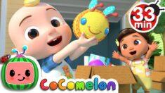 Garage Sale Song + More Nursery Rhymes & Kids Songs – CoComelon