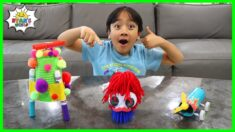 How To Make Recycle Homemade DIY ROBOT for Kids