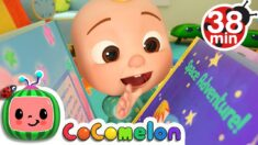 Reading Song + More Nursery Rhymes & Kids Songs – CoComelon