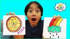 Paper Magic Art Fun and Easy DIY Science Experiments for kids 1hr Video
