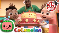 Cody's Father And Son Day Song + More Nursery Rhymes & Kids Songs – CoComelon