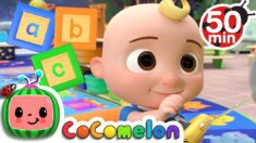 Learn Your ABC's with CoComelon + More Nursery Rhymes & Kids Songs – CoComelon