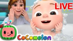 🔴 CoComelon LIVE – Nursery Rhymes & Kids Songs