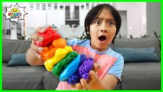 How to make DIY Playdough homemade (No Cook Recipe Easy)