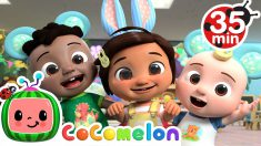 Little Bunny Song + More Nursery Rhymes & Kids Songs – CoComelon